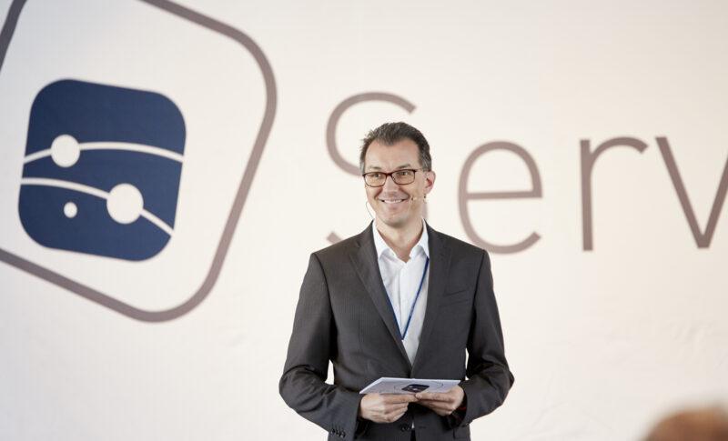 Reinhard Volz ITSM Partner bei Service Space 2017