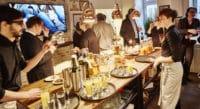Hafenfest 2017 Gäste im Clubhouse