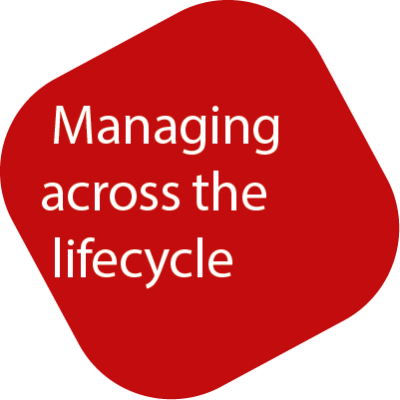 Icon Logo ITIL V3 MALC Managing across the lifecycle Kurs bei ITSM Partner