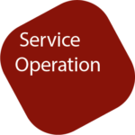 Icon Logo Service Operation Kurs bei ITSM Partner