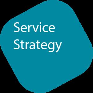 Icon Logo Service Strategy Kurs bei ITSM Partner