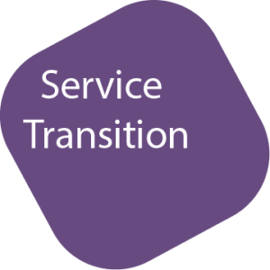 Icon Logo Service Transition Kurs bei ITSM Partner