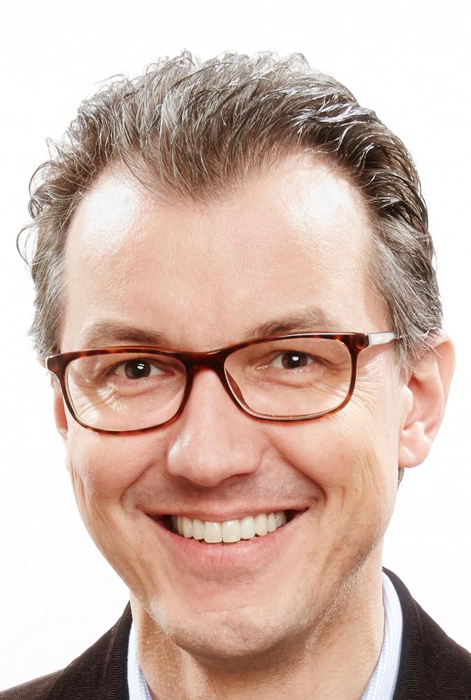 Portraitfoto Reinhard Volz