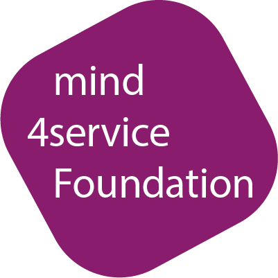 Icon Logo mind4service Foundation bei ITSM Partner