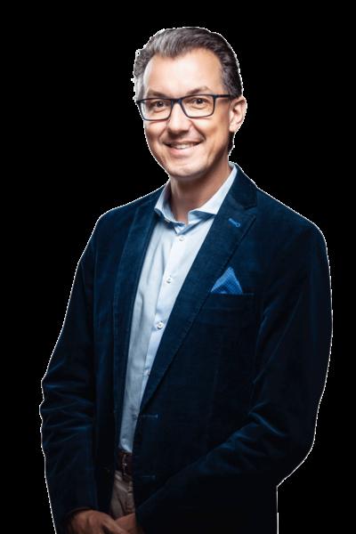 Portraitfoto von Trainer Reinhard Volz von ITSM Partner