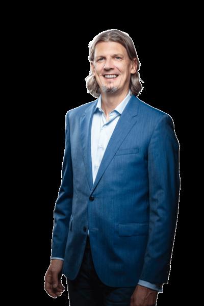 Portraitfoto von Trainer und Geschäftsführer Richard Friedl von ITSM Partner