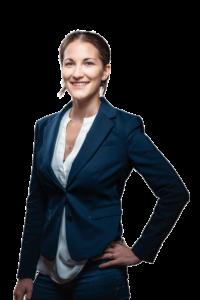 Portraitfoto von Trainerin Veronika Rutkowski von ITSM Partner