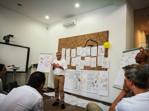 Workshop Wirkungsvolle Kundenkommunikation mit Michael Wingenfeld bei der Sommerakademie 2018 bei ITSM Partner