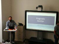Pragmatic DevOps mit Kaimar Karu bei der Sommerakademie 2018 von ITSM Partner