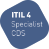 Icon für ITIL 4 Specialist Kurs Create, Deliver & Support bei ITSM Partner in Wien